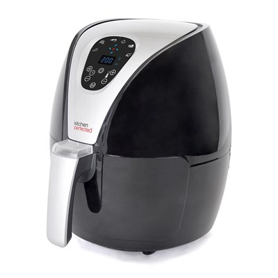 KitchenPerfected 2.5Ltr Digi-Touch AIROFRYER - Black