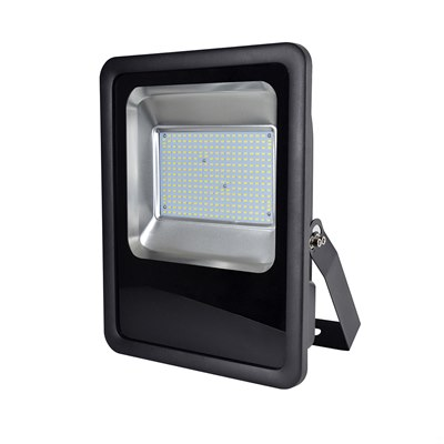 RapidResponse 150w Slimline LED Floodlight with 1m Cable