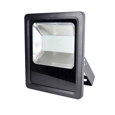 RapidResponse 200w Slimline LED Floodlight with 1m Cable
