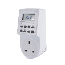 A1202-C RapidResponse 7 day Digital Timer