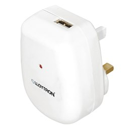 A1583WH 2100mA ''High Power'' USB Charger - White