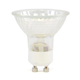 B3432 2pc Blister Card GU10 35w 240v Dichroic Halogen Bulb