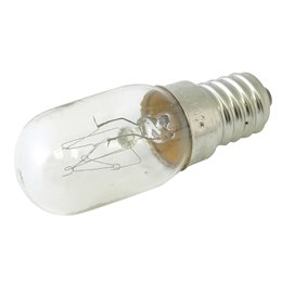 B4075ES Oven Bulb E14 15w 240v High Temp (Oven Light) - 1pk