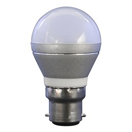 B5810BLC Golf Ball 3.5w 250lm LED Bulb B22 - 5600K (Cool White)