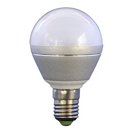 B5810ELC Golf Ball 3.5w 250lm LED Bulb E27 - 5600k (Cool White)