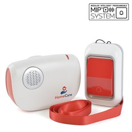 B8010WH Home Care Portable Distress Alarm (Battery Operated) (MIPS)