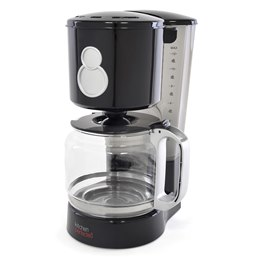 E1712BK KitchenPerfected 12 Cup 800w Coffee Maker