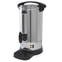 E1910 10Ltr 1500w Stainless Steel Catering Urn/Water Boiler