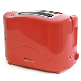 E2012RD KitchenPerfected 2 Slice Toaster - Red