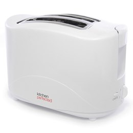 E2012WH KitchenPerfected 2 Slice Toaster - White