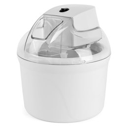 E3911WH KitchenPerfected 1.5Ltr Yoghurt / Ice Cream Maker - White