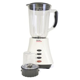 E5012WI KitchenPerfected 500w 1.5Ltr Table Blender with Mill - Ivory White