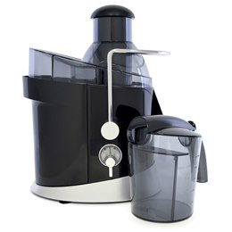 E5207BK KitchenPerfected 600w 1.3Ltr Full Fruit Juice Extractor - Black