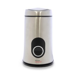 E5602SS KitchenPerfected 150w 50g Spice / Coffee Grinder - Brushed Steel
