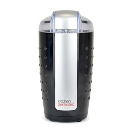 E5604BK KitchenPerfected 180w 80g Spice/Coffee Grinder - Black