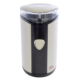 E5606WI KitchenPerfected 150w 35g Coffee/Spice Grinder - Ivory White