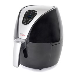 E6701BK KitchenPerfected 2.5Ltr Digi-Touch AIROFRYER - Black