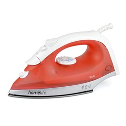 E7304 HomeLife 'Ripple X-14'  1200w Steam Iron - Non-Stick Soleplate