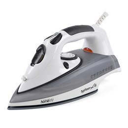 E7727 HomeLife 'Typhoon X-15' 2200w Steam Iron - Ceramic Soleplate