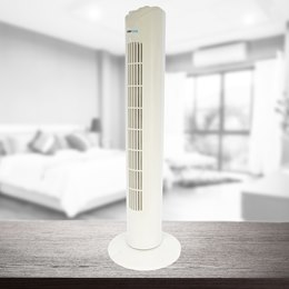 F1321WH 'STAY COOL' 32'' (80cm) Tower Fan - White