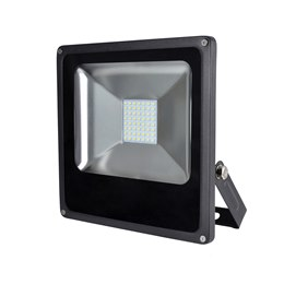 L8513D RapidResponse 30w Slimline LED Floodlight with 1m Cable