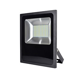 L8516D RapidResponse 100w Slimline LED Floodlight with 1m Cable